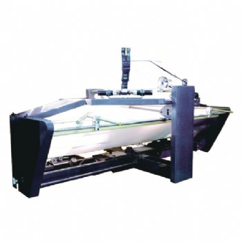 SUPER DENSITY ADJUSTING SPEED FABRIC CUTTING ROLLING MACHINE 6G TYPE S.D.Ⅱ